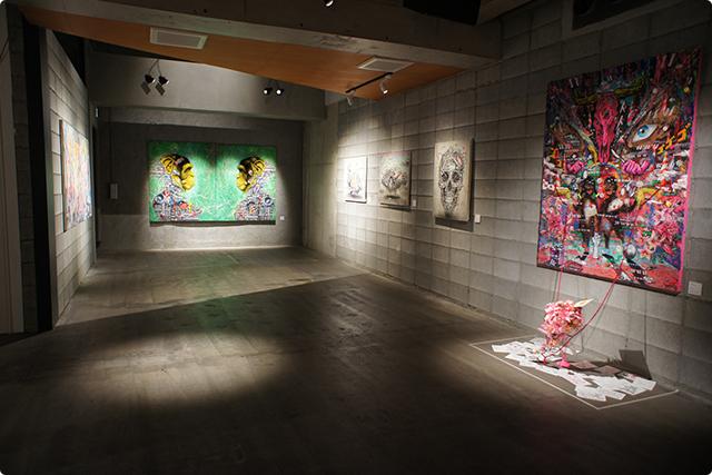 今回は笹田靖人さんの作品でした。