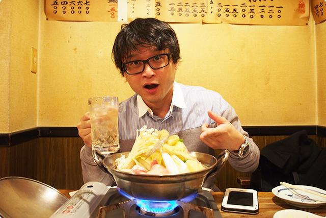 ドスコイちゃんこ鍋味噌、多いぞ!?