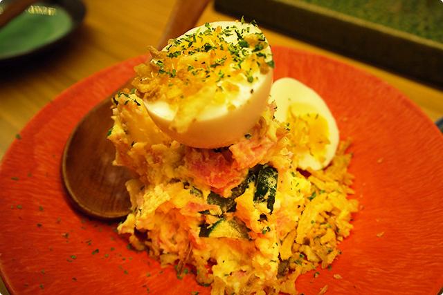 『ごりょんさんが作ったポテトサラダ』野菜いっぱいで玉子もどん!さっぱりしてて食べやすい!
