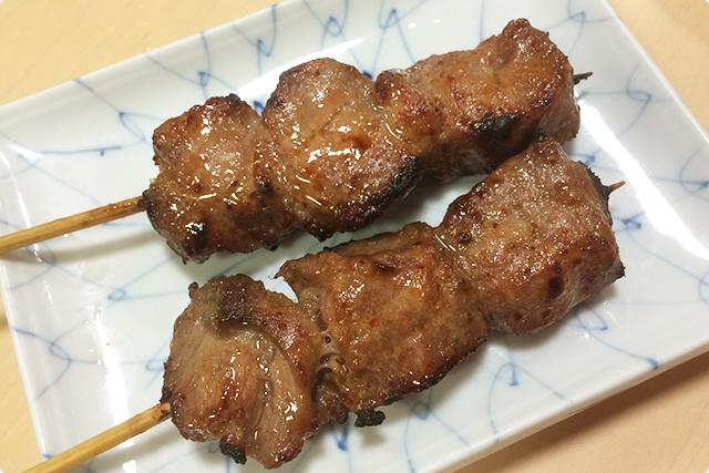 加賀屋名物スタミナ焼き
