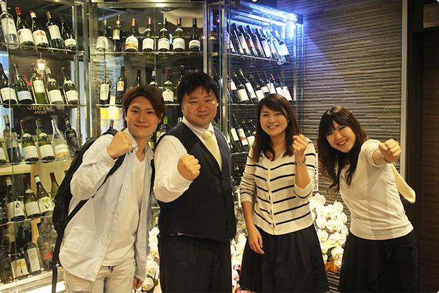 社長の池田さんとパチリ!オープンおめでとうございます!最高の時間でした♪