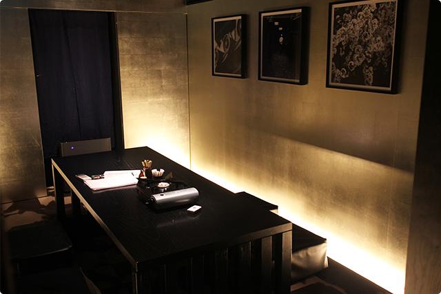 ちなみに個室はこんな感じデス。