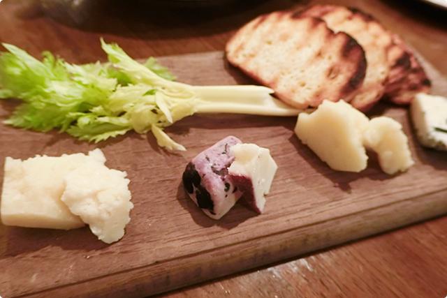 『お任せチーズ4種盛り』