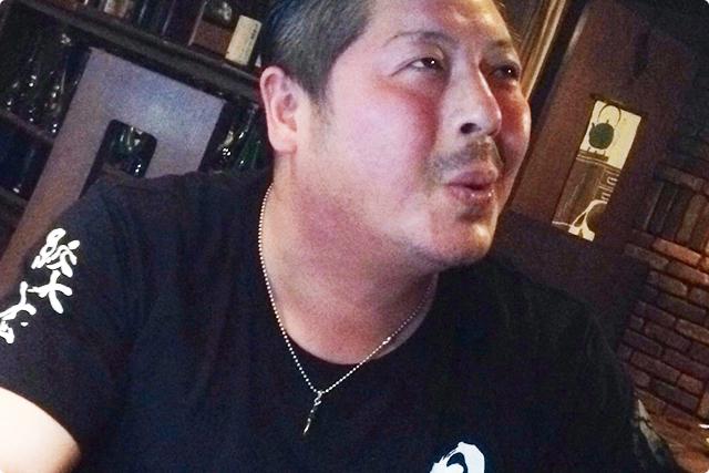 株式会社 日いづる 代表取締役 前田 朗さん (※あえて変顔を載せてます)