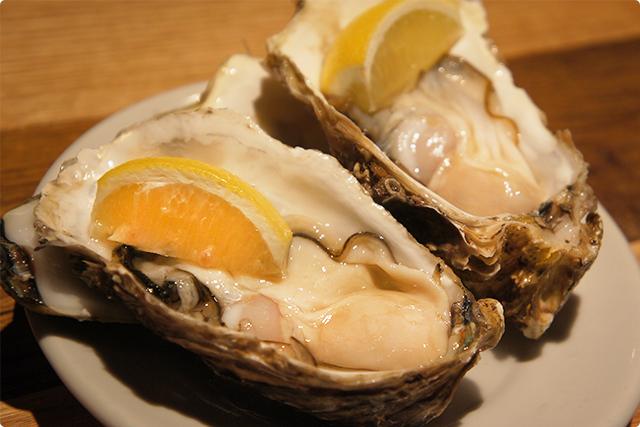 三陸産『真牡蠣』1ケ¥600
