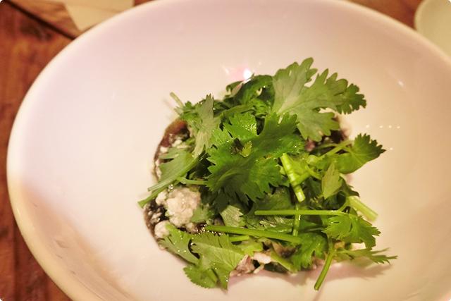 『ピータン豆腐』