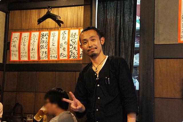 と、ここで出会ったマネージャーさんが最高でした!その名も鈴山さん。