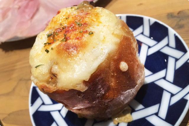 食べなくても美味しいのが伝わる『アンチョビチーズトースト』