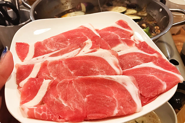 『ラム肉』