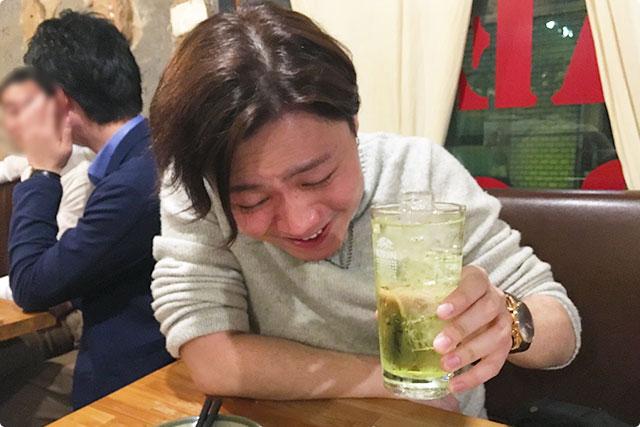 とまぁ、酔っぱらってきたので今宵はこのへんで。。ライムサワーを飲みながら失礼します。