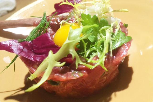 こちらも桜肉『桜肉のタルタル』