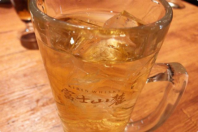 『富士山麓ハイボール』で乾杯