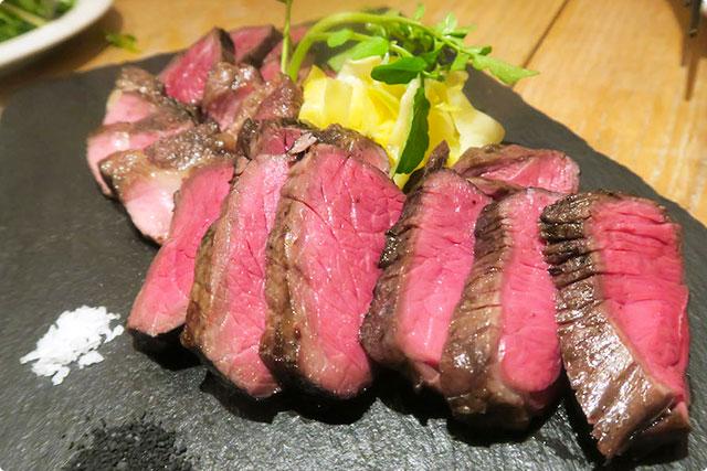 ボノセコンド 『熟成肉4種盛り合わせ』