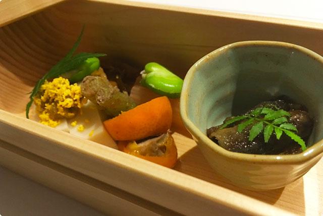 古川おもてなし 『前菜』