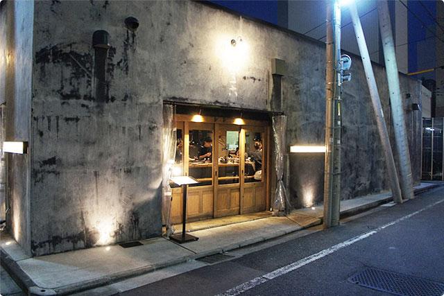 お店の場所はJR立川駅北口より徒歩4分ほど。 四五六(シゴロ)