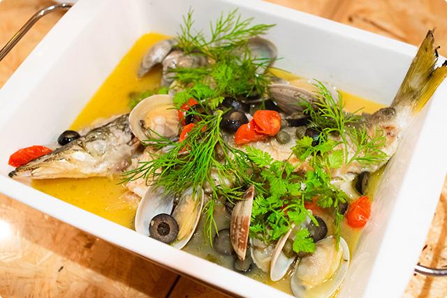 伊東の魚とワインのイタリアンバル イトゥバル