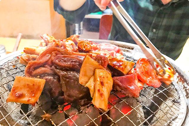 焼肉 肉一