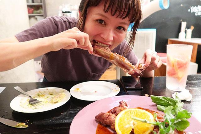 ハナファームキッチン MEGURO