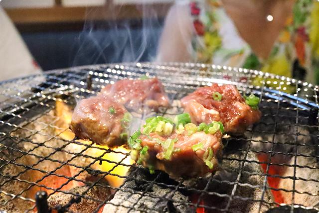 炭火焼肉 七輪坂井