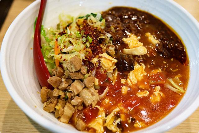 西安麺荘 秦唐記