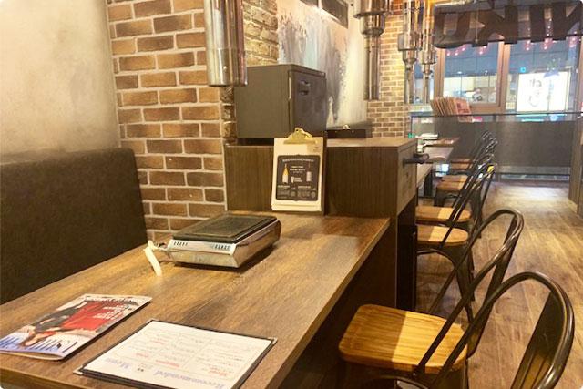 USHIHACHI 五反田店